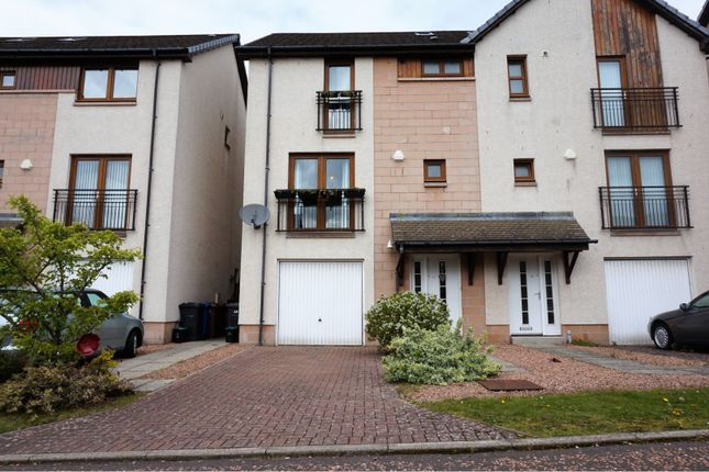 Thumbnail 4 bed town house for sale in Constitution Crescent, Dundee