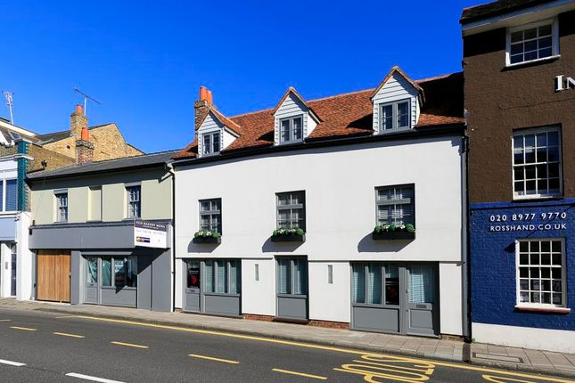 Thumbnail Terraced house for sale in Old Bakery Mews, Hampton Wick