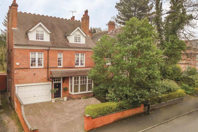 Thumbnail Detached house for sale in Rotton Park Road, Edgbaston, Birmingham