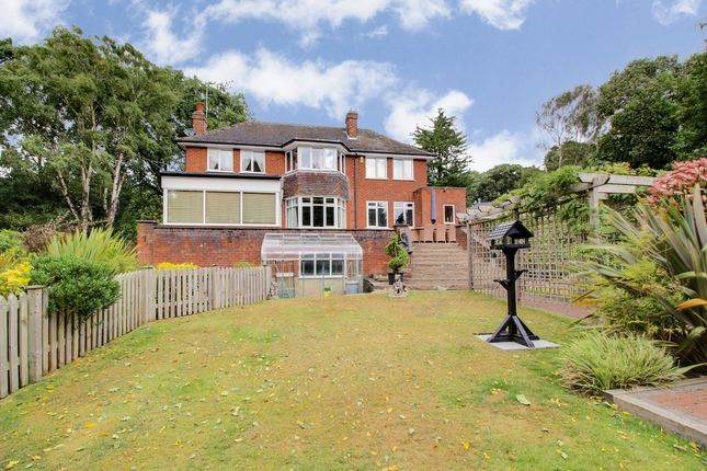 Thumbnail Detached house for sale in Heath Avenue, Mansfield