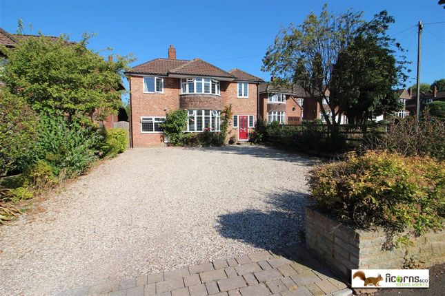Thumbnail Detached house to rent in Somerset Road, Walsall