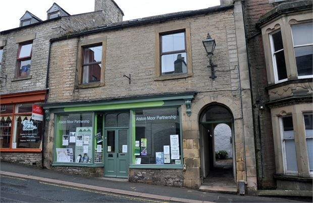 Thumbnail Commercial property for sale in West View, Front Street, Alston