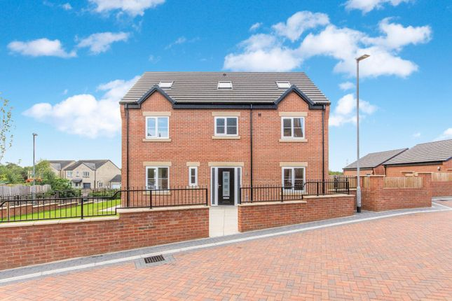 Thumbnail Detached house for sale in The Parks, Main Street, South Hiendley, Barnsley