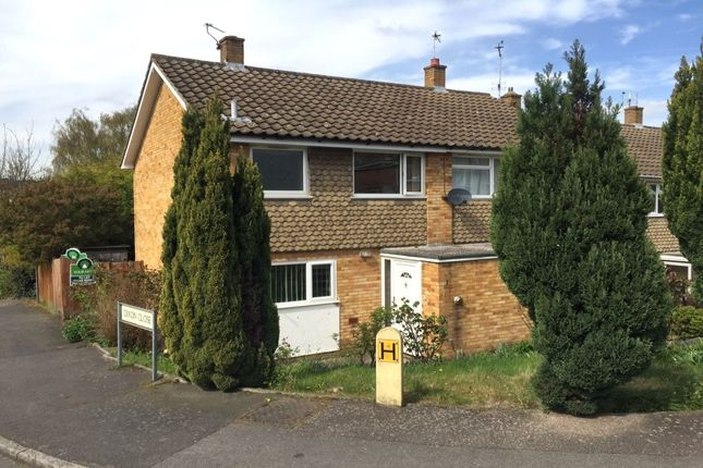 Thumbnail Property to rent in Underwood Close, Maidstone
