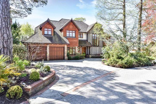 Thumbnail Detached house for sale in Brockdene Drive, Keston