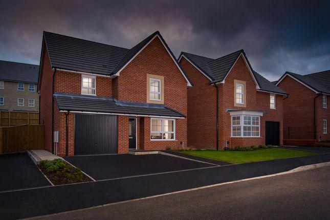 """Thumbnail Detached house for sale in """"Kennington"""" at Kepple Lane, Garstang, Preston"""