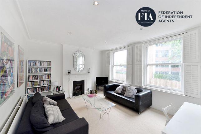 Living Room of Hurlingham Mansions, New Kings Road, Fulham SW6
