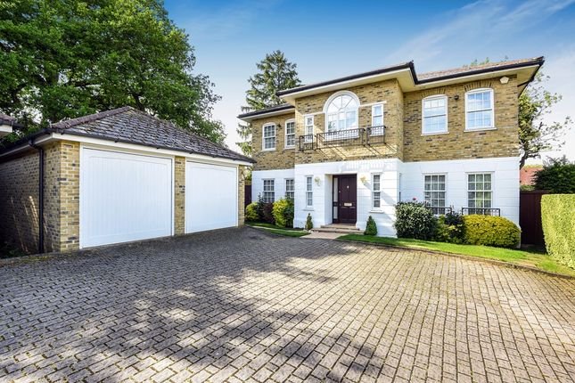 Thumbnail Detached house for sale in Georgian Close, Stanmore