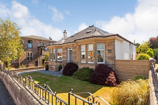 Thumbnail Bungalow for sale in Madeira Street, Greenock, Inverclyde