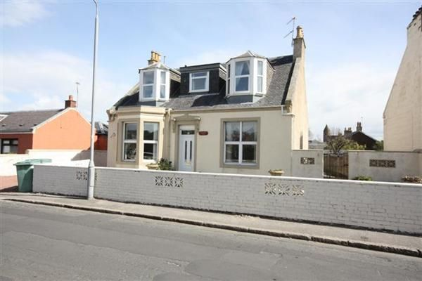 Thumbnail Detached house for sale in Marina Road, Prestwick
