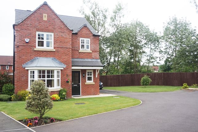 Thumbnail Detached house for sale in Kearsley Green, Radcliffe, Manchester