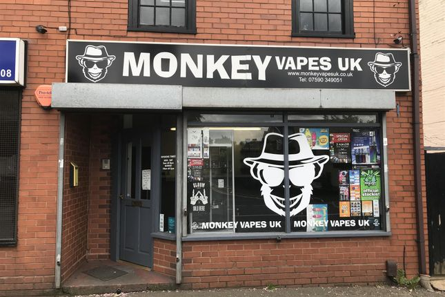 Thumbnail Retail premises for sale in High Street, Walsall Wood, Walsall