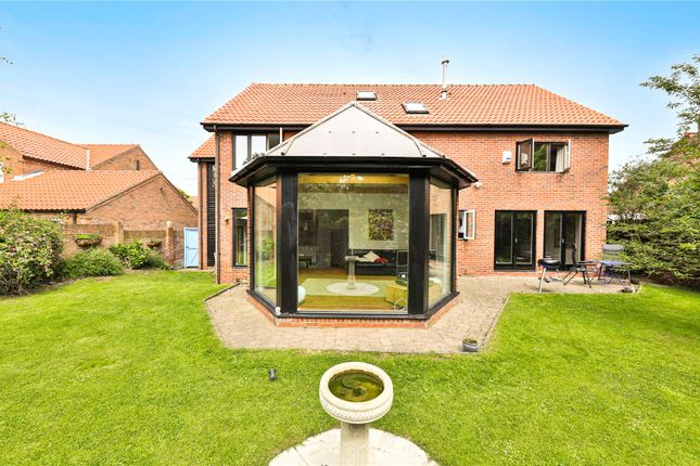 Thumbnail Detached house for sale in Skerne, Driffield