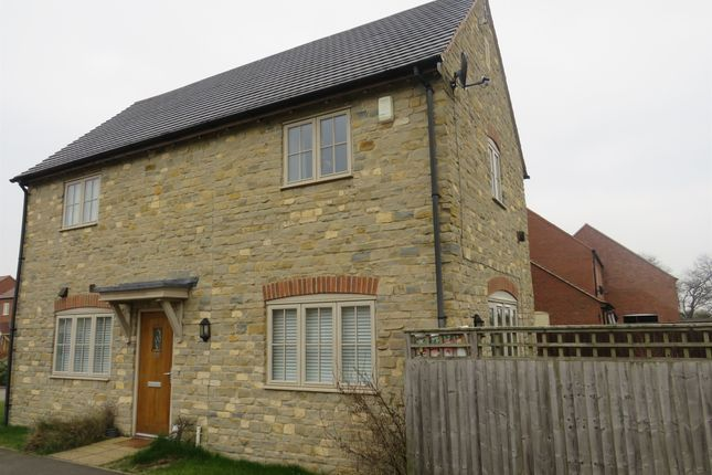 Thumbnail Semi-detached house for sale in Hereburgh Way, Harbury, Leamington Spa