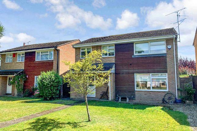Thumbnail Detached house for sale in Cowslip Close, Tilehurst, Reading, Berkshire