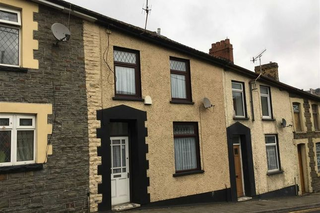 Thumbnail Terraced house to rent in Penrhys Road, Tylorstown, Ferndale