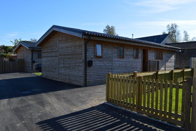 Thumbnail Lodge for sale in The Walled Garden, Llantwit Major