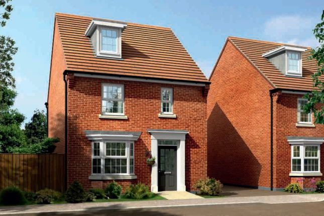 Thumbnail Detached house for sale in Plot 255, The Bayswater, Gilbert's Lea, Birmingham Road, Bromsgrove