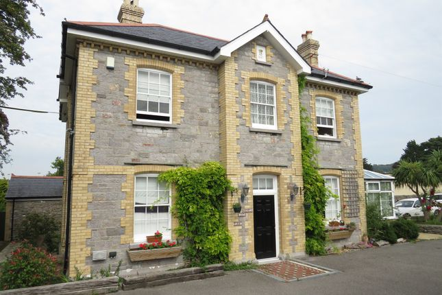 Thumbnail Detached house for sale in Pomphlett Road, Plymstock, Plymouth