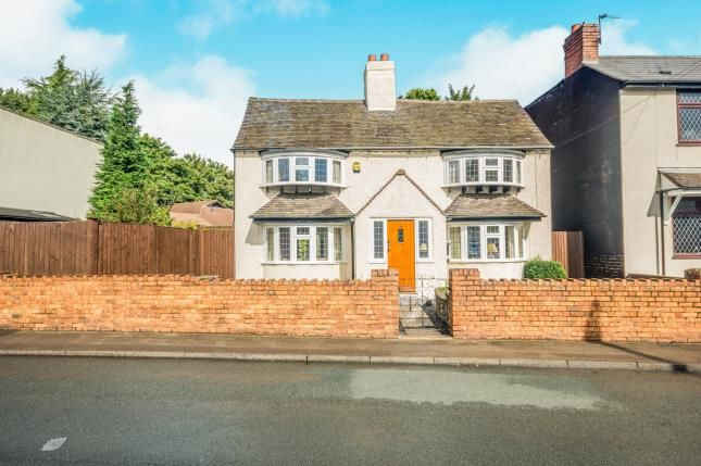 Thumbnail Detached house for sale in Church Road, Short Heath, Willenhall, West Midlands