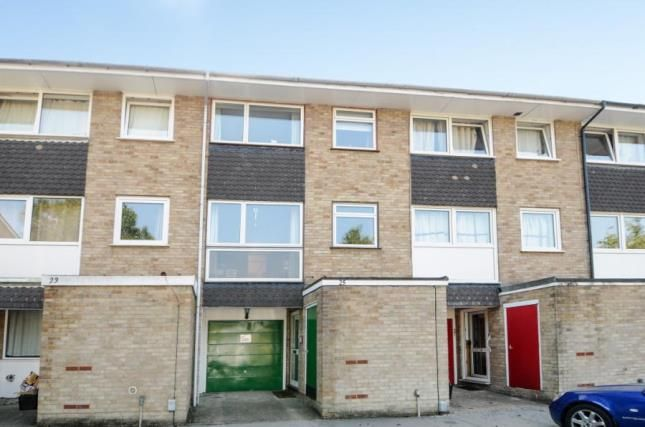 Thumbnail Terraced house for sale in St. David's Close, West Wickham