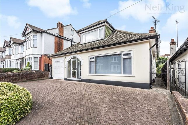 Thumbnail Bungalow for sale in Bedford Road, South Woodford, London