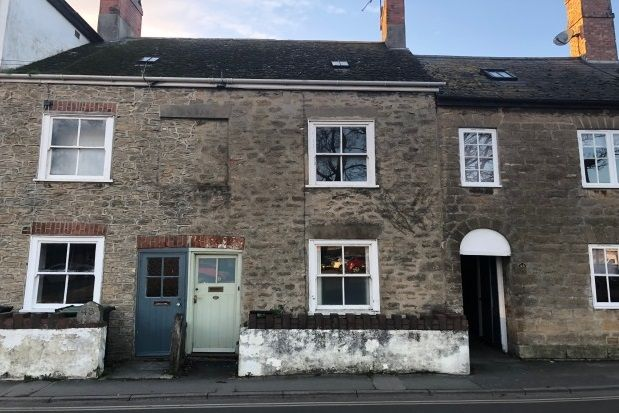 Thumbnail Terraced house to rent in St. Michaels Lane, Bridport