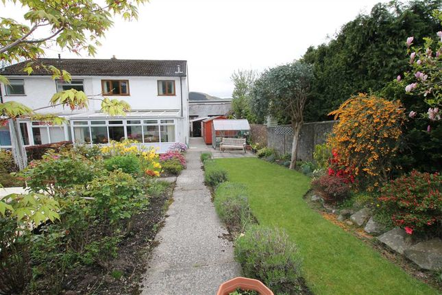 Thumbnail Semi-detached house for sale in Gethin Road, Treorchy
