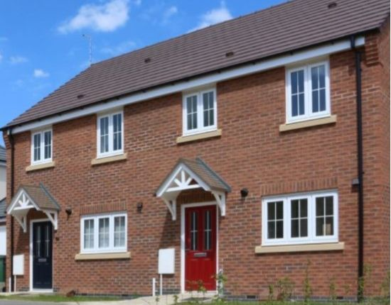 Thumbnail Semi-detached house for sale in Off Huncote Road, Stoney Stanton