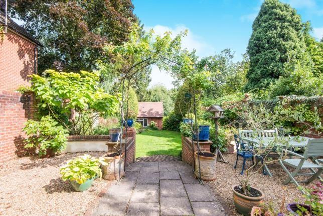 Garden of Highfield, Southampton, Hampshire SO17