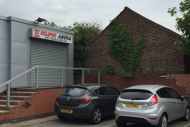 Thumbnail Warehouse to let in Part 106 St Nicholas Street, Radford, Coventry, West Midlands