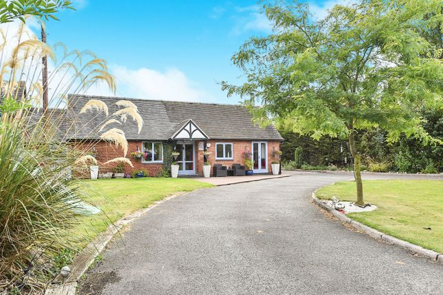 4 bed bungalow for sale in Brook House Mews, High Street, Repton, Derby