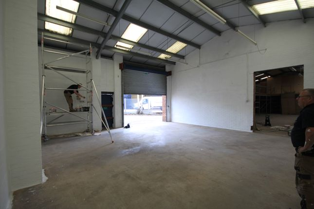 Thumbnail Warehouse to let in Union Street, Cannock