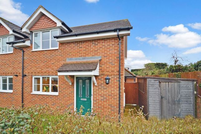 3 bed semi-detached house for sale in Church Court, Stoke Mandeville, Aylesbury