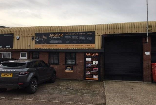 Thumbnail Industrial for sale in Unit 3, Falcon Park, Crompton Close, Basildon