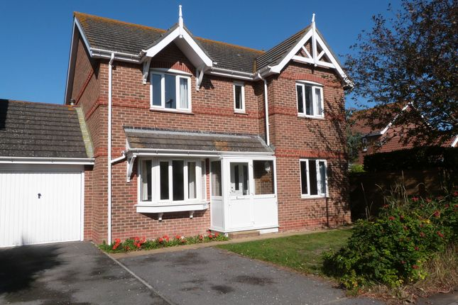 Thumbnail Detached house for sale in Pacific Way, Selsey, Chichester