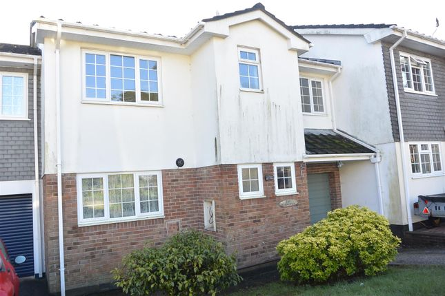 Thumbnail Terraced house to rent in Penarwyn Woods, Par, Cornwall