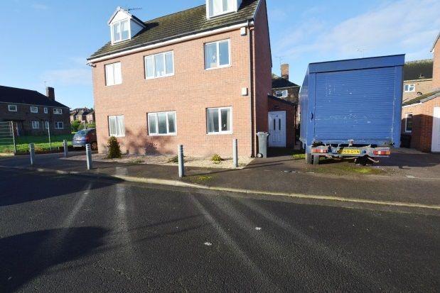 Thumbnail Flat to rent in Jaunty Way, Basegreen, Sheffield