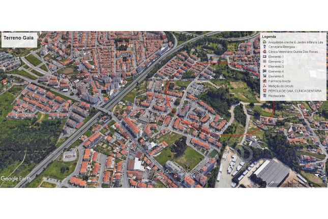 Land for sale in Vila Nova De Gaia, Portugal