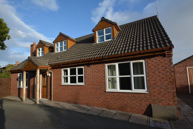 Thumbnail Detached house to rent in Clehonger, Hereford