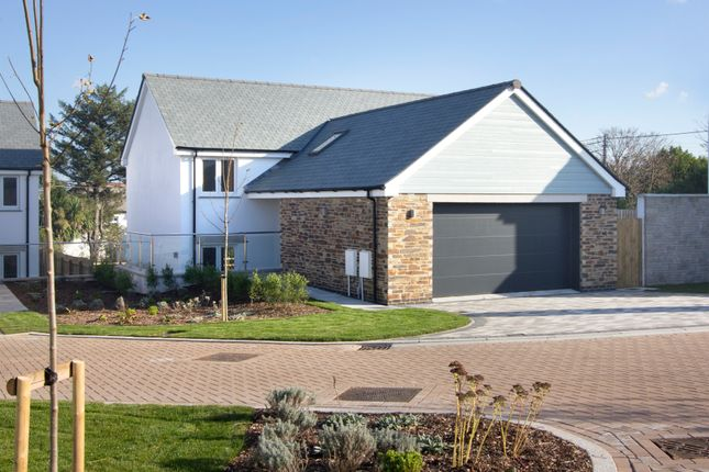 Thumbnail Detached house for sale in Tyringham Row, Lelant, St. Ives