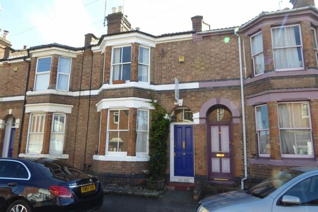 Thumbnail End terrace house to rent in Plymouth Place, Leamington Spa