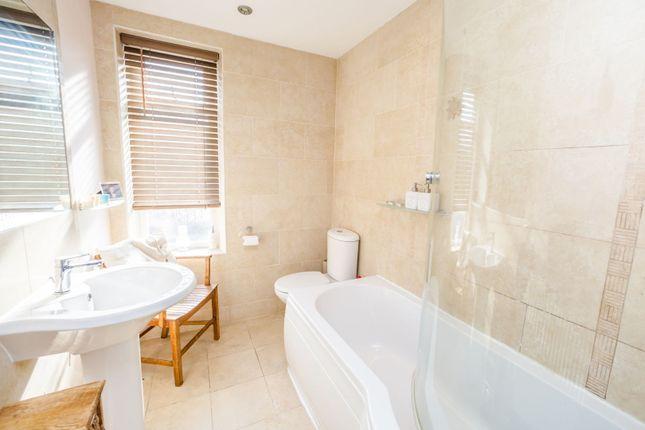 Bathroom of Lindley Street, Milnsbridge, Huddersfield HD3