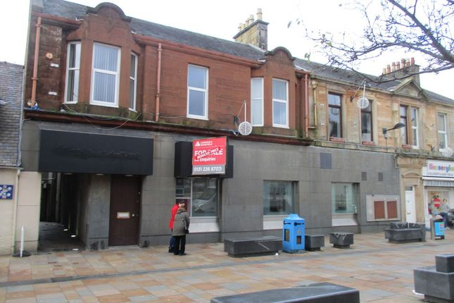 Thumbnail Office for sale in Main Street, Kilwinning