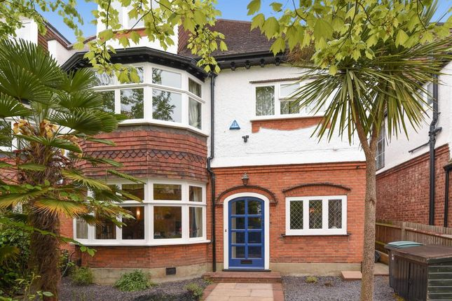 Thumbnail Semi-detached house for sale in Southwood Lawn Road, Highgate N6,