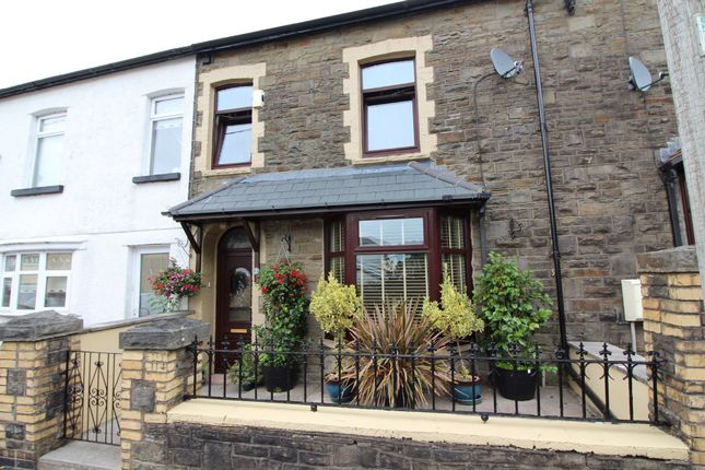 Thumbnail Terraced house for sale in Clarence Street, Abertillery