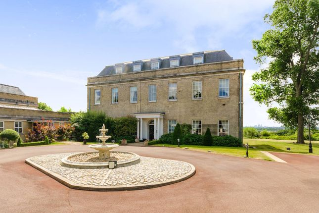 Thumbnail Flat for sale in Claybury Hall, Woodford Green