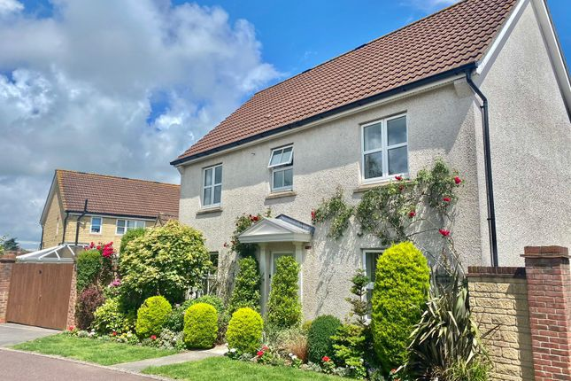 Thumbnail Detached house for sale in Hine Close, Gillingham