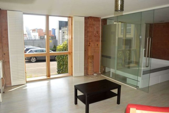 Thumbnail Flat to rent in Generator Hall, Electric Wharf, Coventry