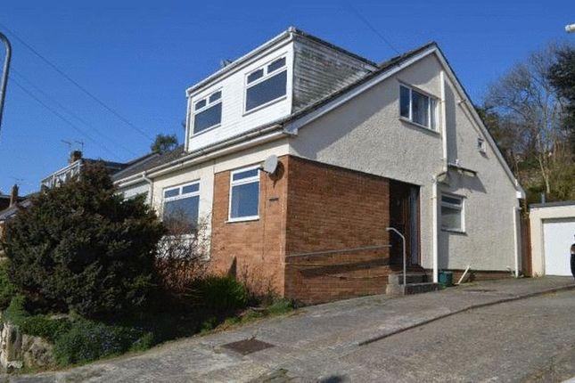 Thumbnail Semi-detached house to rent in Geraints Way, Cowbridge